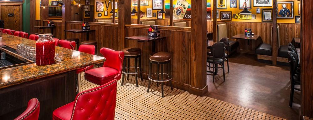 Cherry Street Pub Interior