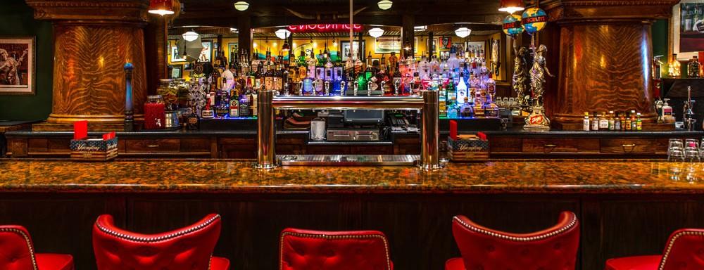Cherry Street Pub Bar